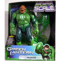 Kilowog Galactic Scale Justice League Mattel
