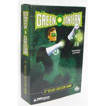 Dc Direct Deluxe Green Lantern Hal Jordan 13 Inch.