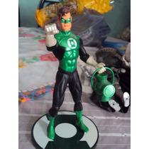Linterna Verde All Jordan Dc Comics Liga De La Justicia.