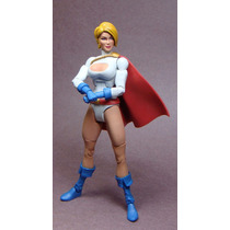 Power Girl Dc Universe Classics Imperiex Series Mattel