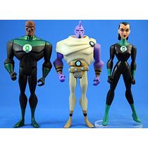 Dc Universe Justice League Unlimited Green Lantern, Despero,