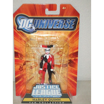 Dc Universe Justice League Unlimited Harley Quinn
