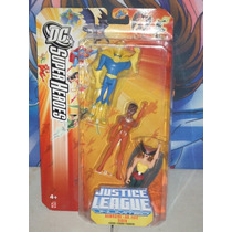 Dc Super Heroes Justice League Unlimited Vixen Hawkgirl