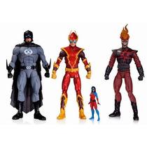 New 52 Super Villains Deadshot Bizarro Power Superwoman Vv4