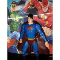 Superman Dc Comics Mide 16 Cms