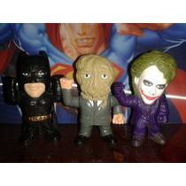 Batman, Guasón Y Espantapájaros Dc Comics