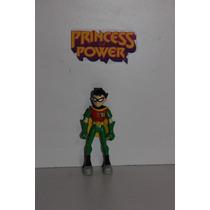 Robin Teen Titans Liga De La Justicia Bandai
