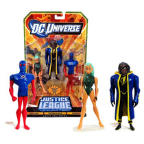 Dc Universe Justice League Unlimited Aquagirl Micron Static