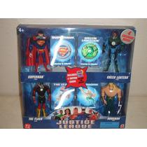 Dc Justice League Superman Green Lantern Flash Aquaman