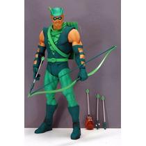 Dc Universe Green Arrow Serie 3 Mattell Loose Flecha Verde