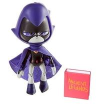 Teen Titans Go 5 Figura Del Cuervo