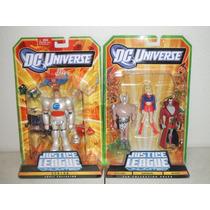 Dc Universe Justice League Unlimited S.t.r.i.p.e Supergirl