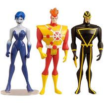 Dc Universe Justice League Unlimited Firestorm Killer Frost