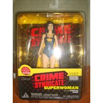 Superwoman Crime Syndicate En Blister Resellable Jla