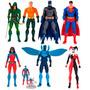 Dc Comics Icons 6 Liga De La Justicia Justice League Batman