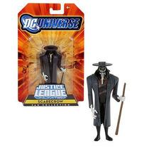 Dc Universe Justice League Unlimited Scarecrow Batman Jlu