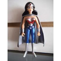 Mujer Maravilla Wonder Woman Liga De La Justicia Jla Mattel