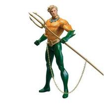 Dc Direct Liga De La Justicia: Acción Aquaman Figura