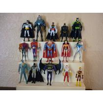 Dc Justice League Lote En Buen Estado
