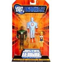Dc Justice League Unlimited Green Lantern Captain Atom