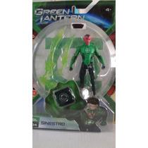 Siniestro Dc Universe Liga De La Justicia Linterna Verde