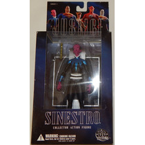 ### Dc Direct Justice Sinestro Alex Ross Lantern ###