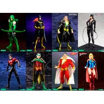 New 52 1/10 Artfx Statue Kotobukiya Justice League Arrow Vv4