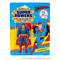 Dc Universe -superpowers- Superman Mattycollector Fdp