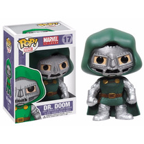Muñeco Funko Pop Marvel Bobble Dr.doom