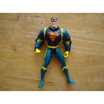 Superman Figura Vintage Dc Comics 1996 Mide 13 Cms