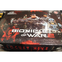 Figuras De Bionicle Of War 2 Blister Individual