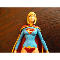 Supergirl Superman Liga De Justicia Dc Direct Collectibles