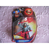 Mattel 2013 Man Of Steel Superman Krypton Combat