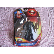 Mattel 2013 Man Of Steel General Zod Shadow Assault