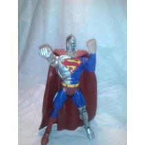 Dc Súper Héroes - Superman Cyborg ! Dc Universe