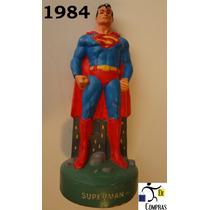Superman 1984 Figura Dc Comics Warner Batman Reloj Vintage