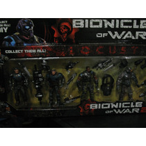 Figuras De Bionicle Of War 2