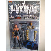 Sara Pezzini Witchblade Exclusiva Moore Action Collectibles