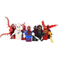 Set Sw3 Del Hombre Araña Spiderman Compatible Con Lego