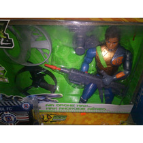 Max Steel Androide Aéreo