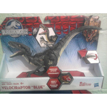 Jurassick Park Dinosaurios Blue Velociraptor Alfa Electrónic