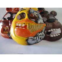 Mascaras De Five Nights At Freddys Plastico