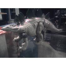 Estegosaurio Transformers Dinobots Bootleg Mexicano