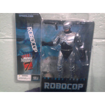 Mcfarlane Toys Robocop 2 Neca Movie Maniacs 7 Marvel Comic