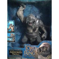 Señor De Los Anillos Troll Puertas De Moria Toybiz Orco