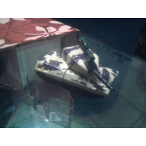 Tanque Transformers Autobots Bootleg Mexicano Megatron