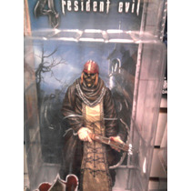 Resident Evil 4 Skull Iluminados Monks Video Juegos Zombies