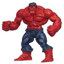 Marvel Universe Serie 5 Figura De Acción # 13 Red Hulk 3,75