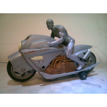 Motorcycle Silver Surfer Fantastic Four