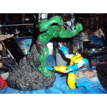 Pre Marvel Legends Hulk Con Movimiento